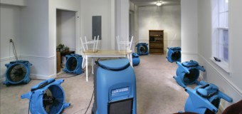 Dehumidifiers for Water Damage Restoration
