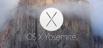 Apple Releases OS X Yosemite