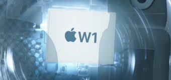 Apple introduces the new W1 chip